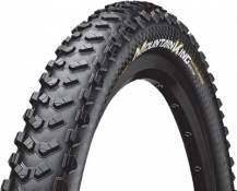 Pneu VTT Continental Mountain King (souple, 2018) - Noir - 27.5 (650b)\
