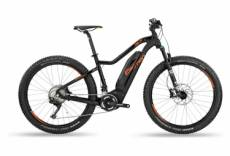 Vtt semi rigide electrique bh rebel pwx shimano deore xt 10v 27 5 noir orange 2019 s 153 161 cm