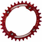 Plateau Hope Oval Retainer - 34T Rouge Plateaux