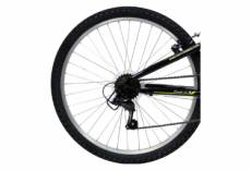 Vtt 26 tout suspendu homme phorest full 6 18 vitesses freins v brake fourche telescopique shimano