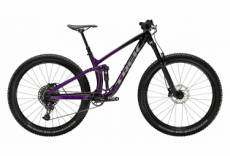 Vtt tout suspendu 2020 trek fuel ex 7 29 sram nx eagle 12v trek black purple lotus s 153 162 cm