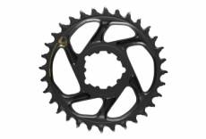 Plateau sram eagle x sync 2 sl direct mount deport 6mm 12 vitesses noir or 38