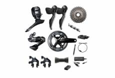 Shimano groupe complet dura ace r9150 di2 11v 172 5mm 52 36 dents 11 30