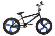 Bmx freestyle ks cycling rise 20 noir