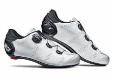 Chaussures route sidi fast blanc 42
