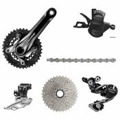 Groupe complet Shimano Deore 10 Vitesses