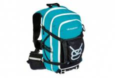 Sac a dos v8 equipement frd 20 1 noir turquoise