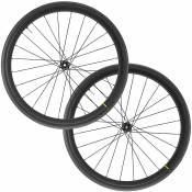 Mavic Cosmic Elite UST Disc Wheelset 2020 - Noir - Centre Lock, Noir