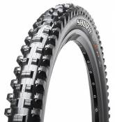 Pneu Maxxis Shorty DH - 3C - EXO - TR - Noir - Folding Bead