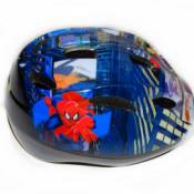 Casque velo spiderman reglable disney enfant