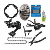 Groupe complet Shimano XT 1x11 vitesses