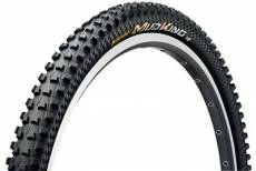 Pneu VTT Continental Mud King ProTection (cross-country) - Noir - Folding Bead