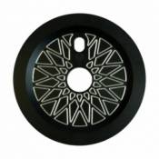 Couronne federal bbs guard black with silver machinery