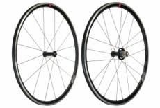 Paire de roues fulcrum racing 3 9x100 9x130mm corps campagnolo
