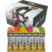 Pack énergétique Science in Sport GO Isotonic (30 x 60 ml) - 60ml