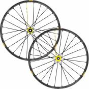 Paire de roues Mavic Deemax Pro Boost XD - Black 27.5''