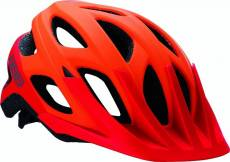 Casque BBB Varallo orange mat & rouge - BHE-67 - L