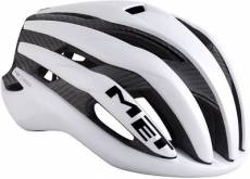 Casque route MET Trenta Carbone - White-Carbon