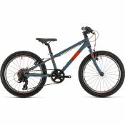 Cube Acid 200 Kids Bike 2020 - Gris - Orange - 20\