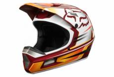 Casque integral fox rampage comp reno bordeaux xl 61 62 cm
