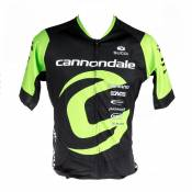 Maillot Cannondale CFR Training by Sugoi Noir/Vert - S