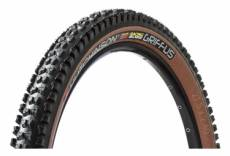 Pneu vtt hutchinson griffus racing lab 2 40 27 5 tubeless ready souple hardskin race ripost gravity flancs beiges tan ebike 2 40