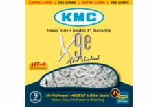 Chaine kmc x9e 136 maillons vae