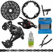 Groupe complet Shimano X1 1x11 vitesses