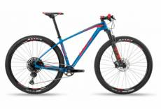 Vtt semi rigide bh ultimate rc 7 2 shimano slx xt 12v 29 bleu rouge 2020 xl 186 195 cm