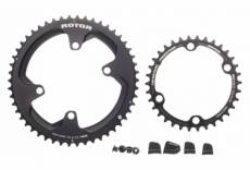 Kit plateaux rotor rond cover ultegra r8000 53 39