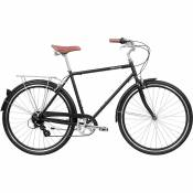 Pure Fix Cycles Bourbon 8 Speed City Classic Bike 2019