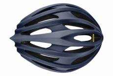 Casque route mavic cosmic pro total eclipse bleu fonce s 51 56 cm