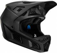Fox Racing Rampage Pro Carbon Matte Helmet - Matte Black - S
