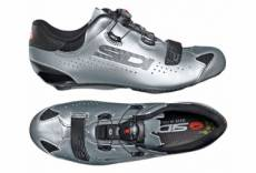 Chaussures route sidi sixty limited edition chrome sea foam 45