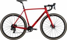 Vélo de cyclo-cross Vitus Energie CRX eTap (Force) 2020 - Candy Red - XS