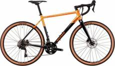 Vélo de route Vitus Substance VRS-2 Adventure 2020 - Anthracite-Orange