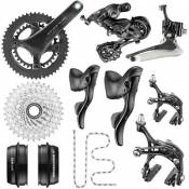 Groupe Campagnolo Chorus (12 vitesses) 2020 - Carbone - 52.36