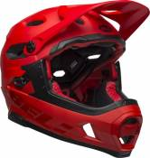 Casque Bell Super DH MIPS Rouge Crimson - 52-56 cm
