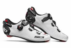 Chaussures route sidi wire 2 carbon air blanc 45