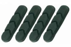 X4 cartouches de patins de freins campagnolo record br re600