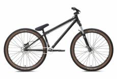 Velo de dirt ns bikes metropolis 2 single speed 26 noir 2020 unique 165 190 cm