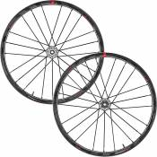 Paire de roues route Fulcrum Racing Zero (carbone, DB)