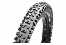 Pneu vtt maxxis minion dhf 27 5 tubeless ready souple exo protection 3c maxxgrip wide trail wt 2 50