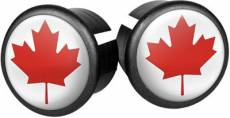 Velox Flag Bar End Plugs - Canada