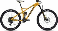 Vélo tout suspendu Ghost Framr 8,7 27.5 2019 - Spectra Yellow-Night Black\