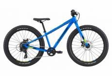 Vtt semi rigide enfant cannondale kids cujo 24 8v electric blue 2020 7 11