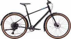 Kona Dew Deluxe Urban Bike 2020 - Noir métallique - XL