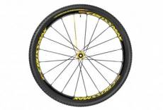 Mavic roue avant crossmax sl pro ltd 27 5 axe lefty supermax pneu crossmax pulse 2 10