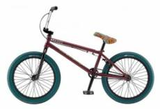 Bmx freestyle gt performer 20 75 trans wine red 2019