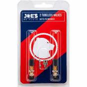 Kit de valve Tubeless Joe's No Flats Schrader